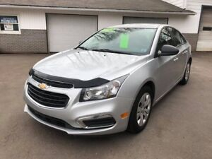 2015 Chevrolet Cruze Clear out price! New MVI