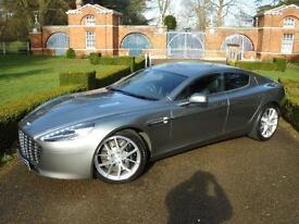 2016 Aston Martin Rapide S V12 (552) 4dr Touchtronic III Automatic Petrol Saloon
