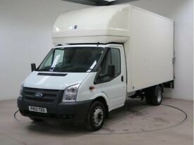 Man with van Removal Service van hire delivery service