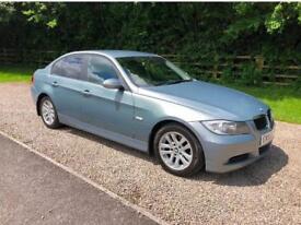 BMW 320I 2.0 PETROL CHEAP CAR 55/2006 NEW MOT LOW MILES **