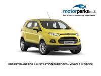 2015 Ford EcoSport 1.5 Zetec 5dr Manual Petrol Hatchback