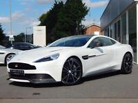2015 Aston Martin Vanquish V12 2dr Touchtronic Automatic Petrol Coupe