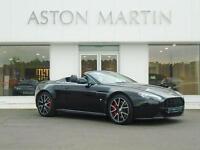 2014 Aston Martin V8 Vantage Roadster S 2dr Sportshift Automatic Petrol Roadster