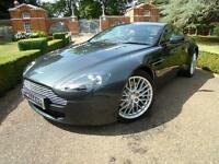 2009 Aston Martin V8 Vantage Coupe 4.7 2dr Sportshift (420) Automatic Petrol Cou