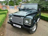 2016 Land Rover Defender 110 XS STATION WAGON Manual Diesel Estate