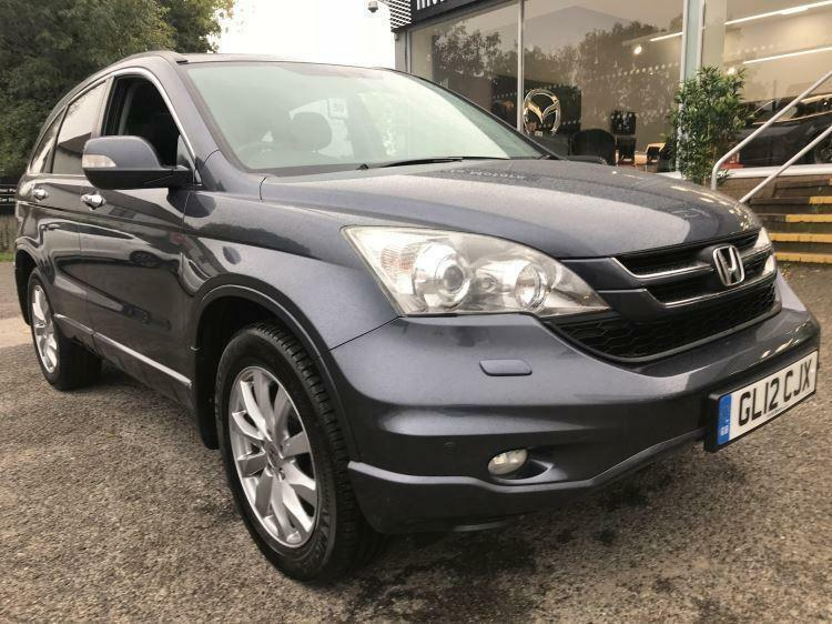 2012 Honda CR-V 2.2 i-DTEC EX 5dr Manual Diesel Estate
