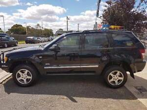 2006 Jeep Grand Cherokee Wagon WH MY2006 – FINANCE ESTIM. $84pw* South Geelong Geelong City Preview