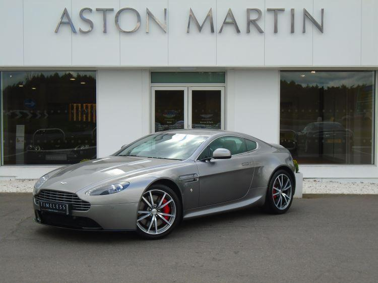 2012 Aston Martin V8 Vantage Coupe 2 Door Manual Petrol Coupe In