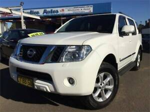 FROM $100 P/WEEK ON FINANCE* 2011 NISSAN PATHFINDER 4D WAGON Ti 550 Blacktown Blacktown Area Preview