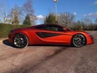 2017 McLaren 540C 3.8SSG COUPE Automatic Petrol Coupe
