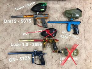 **PAINTBALL GEAR BAG SALE**