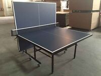 Ping Pong Tables Tennis Tables For Sale brand new in originalbox