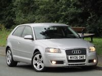 +++Audi A3 2.0 TFSI Sport 3dr ++NEW SHAPE+2.0 TURBO++200 BHP++