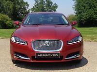 2012 Jaguar XF 2.2d (163) Luxury Automatic Diesel Saloon