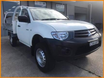 From $95 per week on finance* 2014 Mitsubishi Triton Ute