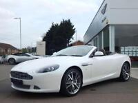 2011 Aston Martin DB9 V12 2dr Volante Touchtronic (4 Automatic Petrol Convertibl
