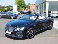 2017 Bentley Continental GTC V8S Mulliner Driving Spec Automatic Petrol Converti