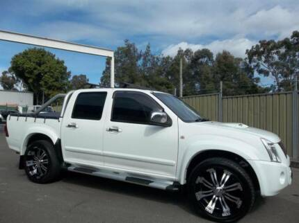 From $108p/w ON FINANCE* 2007 Holden Rodeo Ute Blacktown Blacktown Area Preview
