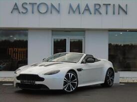 2015 Aston Martin V12 Vantage S Roadster S 2dr Sportshift III Automatic Petrol R