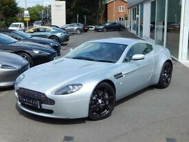 2008 Aston Martin V8 Vantage Coupe 2dr Sportshift Automatic Petrol Coupe