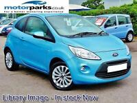 2012 Ford Ka 1.2 Zetec (Start Stop) Manual Petrol Hatchback