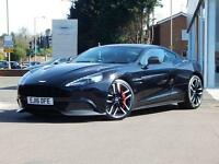 2016 Aston Martin Vanquish Carbon Edition V12 (568) 2+2 2dr Touchtronic Automati
