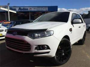 FROM $81 PER WEEK ON FINANCE* 2012 FORD TERRITORY 4D WAGON TX (RW Blacktown Blacktown Area Preview