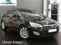 2014 Vauxhall Astra Elite Manual Petrol Hatchback