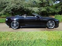 2010 Aston Martin DBS V12 2dr Volante Touchtronic Automatic Petrol Convertible