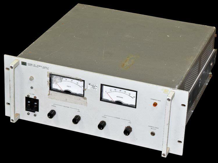 HP Agilent 6269B Industrial 0-40V 0-50A 2000W DC Power Supply Unit 4U Rack