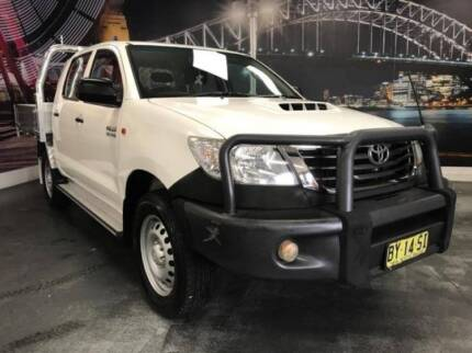 From $114 per week on finance* 2014 Toyota Hilux Ute Blacktown Blacktown Area Preview