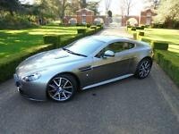 2013 Aston Martin V8 Vantage S Coupe S 2dr Sportshift Automatic Petrol Coupe