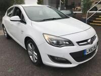 2013 Vauxhall Astra 2.0 CDTi 16V SRi Automatic Diesel Hatchback