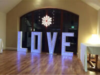 LOVE SIGN FOR HIRE!