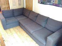 Large Ikea Corner Sofa