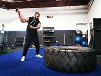Budget friendly trainer with a free access to a private gym