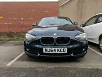2014 BMW 1 Series 116i SE 5dr With Park Distance Manual Petrol Hatchback