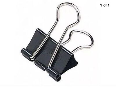 Acco Brands ACC72100 Binder Clip-Large Size