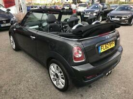 2012 Mini Cooper S Convertible 1.6 Cooper S 2dr Manual Petrol Convertible