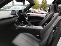 2017 Mazda MX-5 1.5 Sport Nav 2dr Manual Petrol Convertible