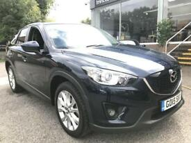 2015 Mazda CX-5 2.2d (175) Sport Nav 5dr AWD Manual Diesel Estate