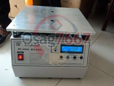 Mp3000a Electromagnetic Vibration Table Vertical Vibration Testing Machine 110v