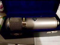 Neumann U47 - M7 Capsule - Grosser tube - SUBLIME