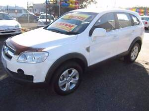 2008 Holden Captiva Wagon SX CG MY08 – FINANCE ESTIMATION $59pw* South Geelong Geelong City Preview
