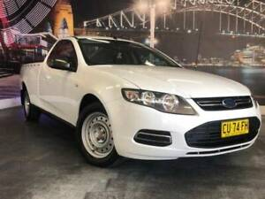 FROM $81 P/WEEK ON FINANCE* 2013 FORD FALCON UTE FG Blacktown Blacktown Area Preview