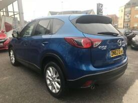 2013 Mazda CX-5 2.2d (175) Sport Nav 5dr AWD Automatic Diesel Estate