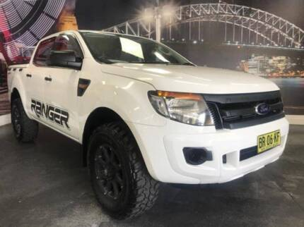 From $93 per week on finance* 2012 Ford Ranger Ute Blacktown Blacktown Area Preview