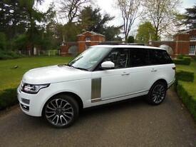 2015 Land Rover Range Rover 3.0 TDV6 Vogue SE 4dr Automatic Diesel Estate