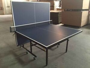 Tennis Ping Pong Tables for sale Free 4 Rackets, 6 Balls, Net