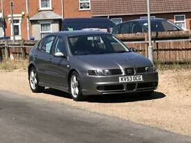 Seat Leon cupra 1.8 t 6 speed
